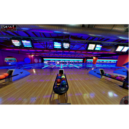 Bowl Center Saint-Herblain