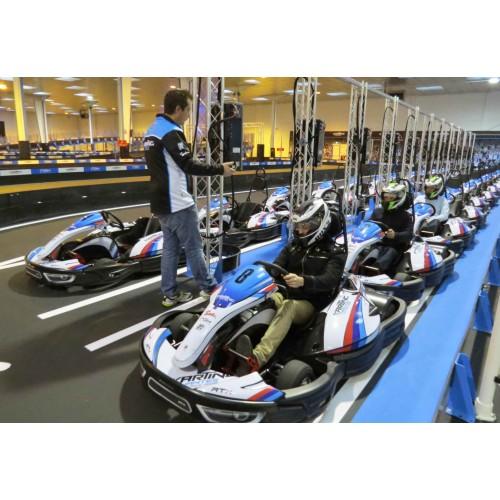 Karting électrique Saint-Herblain