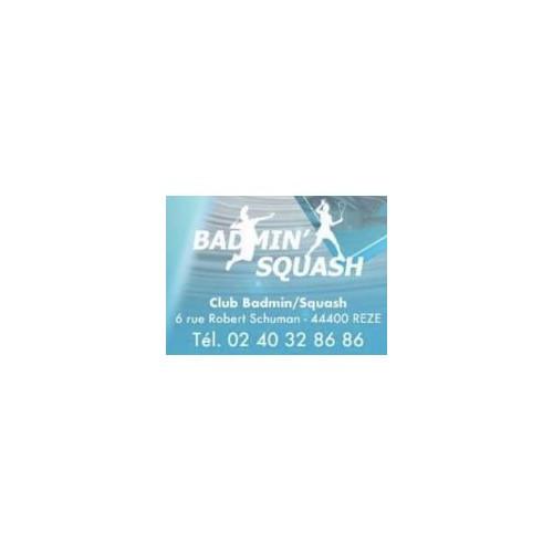 Badmin'Squash à Rezé