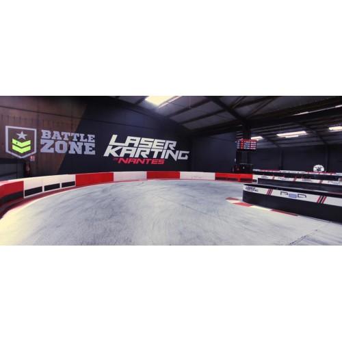 Laser Karting Nantes Est