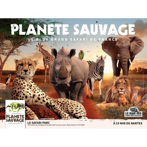 Planète Sauvage Port-Saint-Père e.billet - Réservation obligatoire