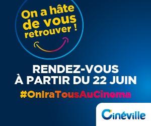 Reouverture Cineville