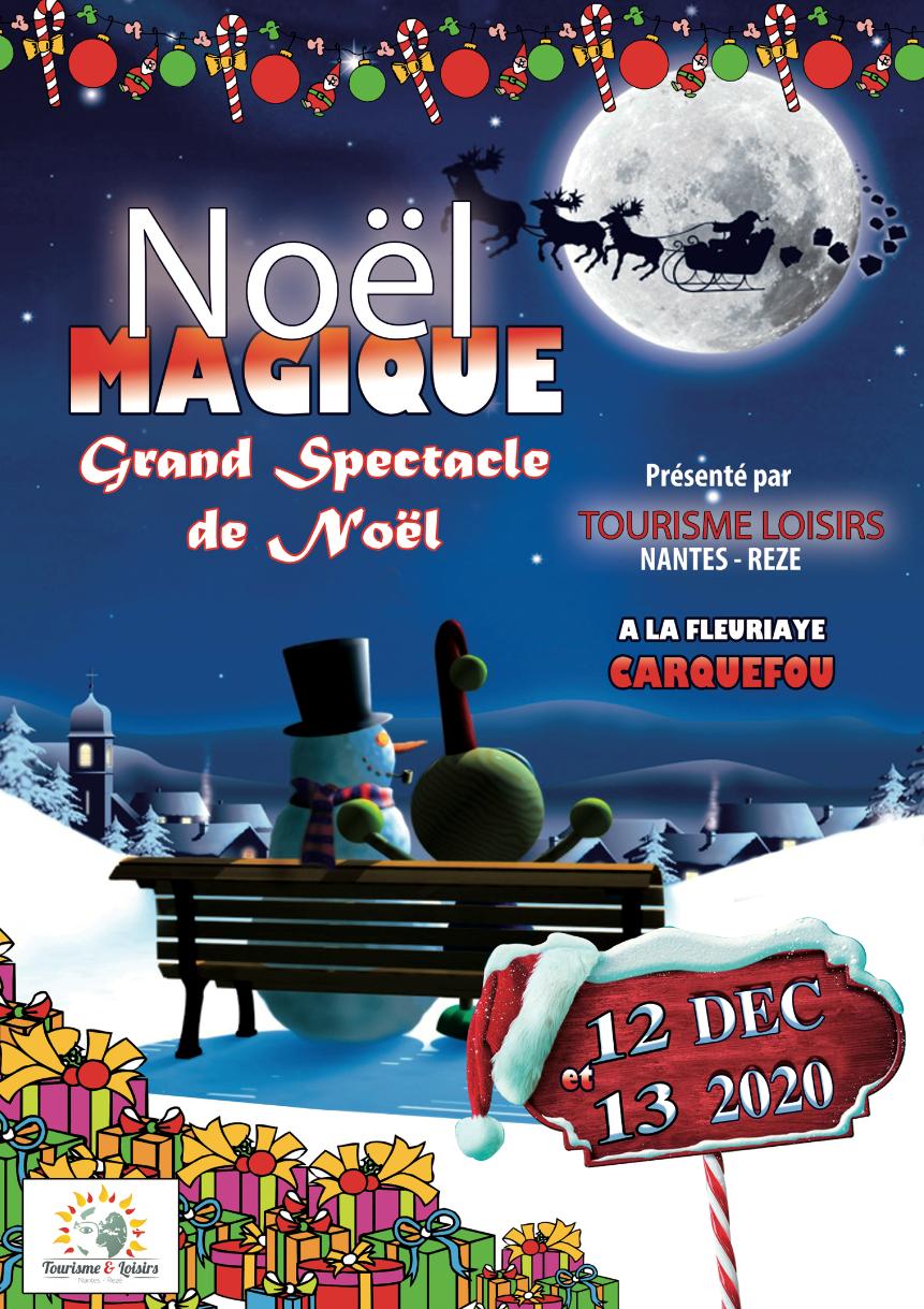 Noël Magique Théâtre de la Fleuriaye