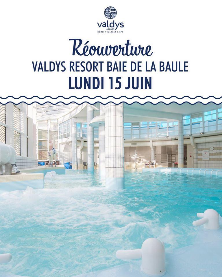 Reouverture Valdys